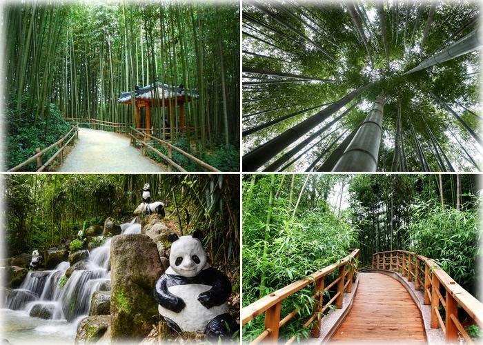 Juknokwon (Bamboo Garden)