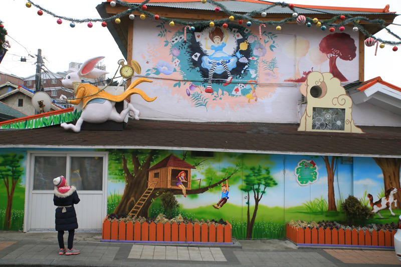 Incheon Fairy Tale Village tour