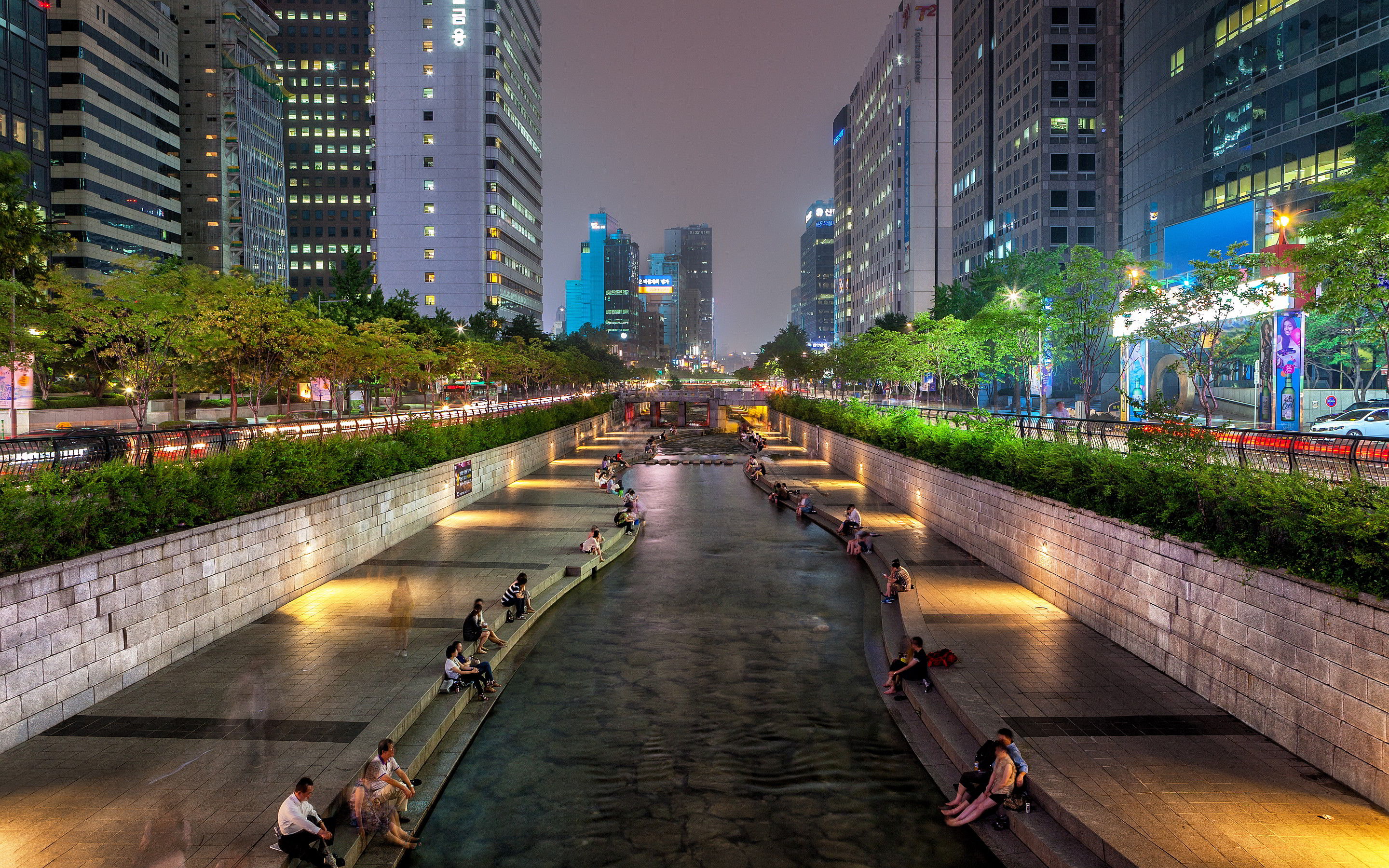 Things to know before coming to Korea - heonggyecheon