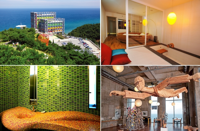 Unique Hotels In Korea