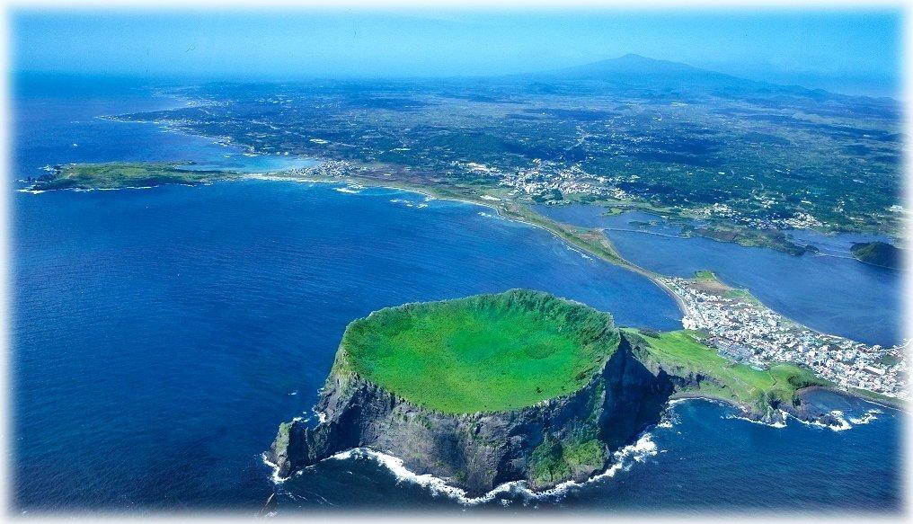 10 Most Beautiful Places in Korea jeju