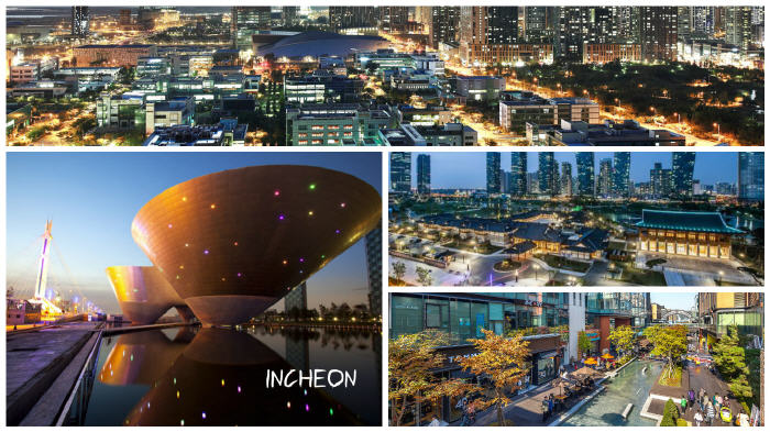 Incheon songdo