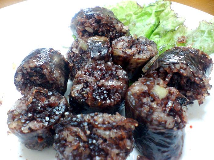 Top 10 challenging Korean food