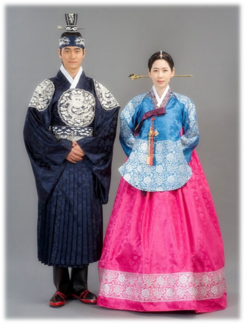 Ancient Hanbok