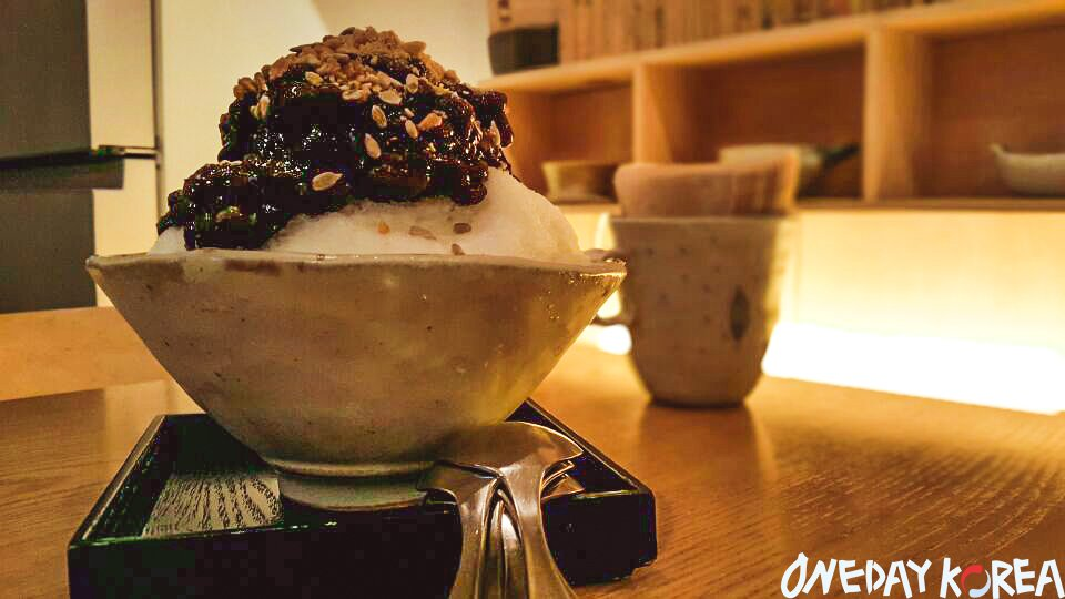 The Best Bingsu in Seoul