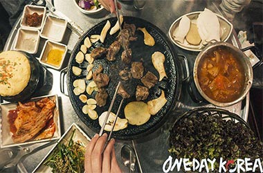 Image result for one day korea food tour